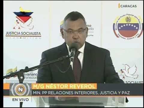 Ministro Reverol: Ejército colombiano reclutó 150 venezolanos, los entrenan a cambio de identidad