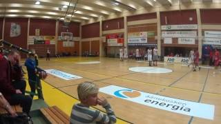 PUS-Basket - LoKoKo Bisons, 2.4.2017 (Half 2/2), M1DB qualifications