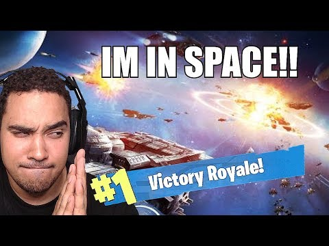 "I'M IN SPACE!! ""Galactic frontline""  PVP #1 VICTORY!!"
