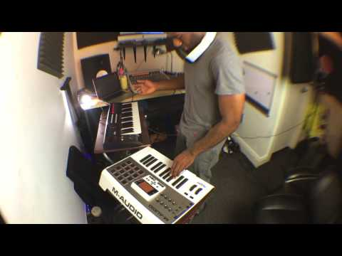Producing Music - Laying down Synth Bass