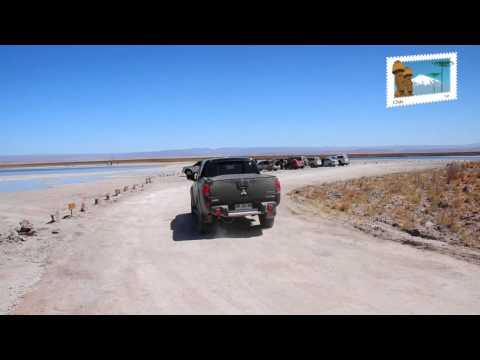 San Pedro Atacama: Laguna Cejar, Guatín, Catarpe, Piedra del Coyote