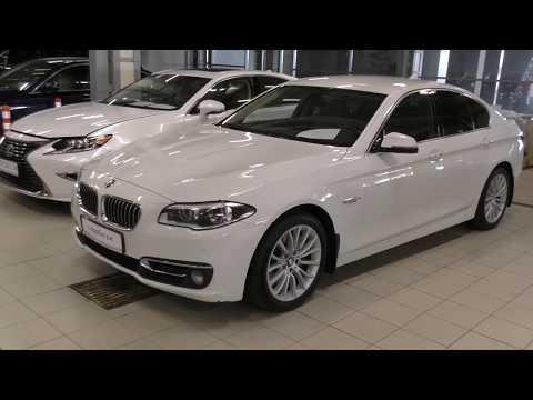 Если б\у BMW то только такая! F10 530D за 2.2мр