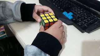 V-Cube 3 ü 2 Kere Kaç Saniyede Yapıyorum