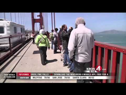 $76 Million Found for Golden Gate Bridge Suicide Barrier