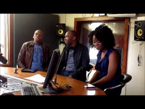 Jaziel Brothers on ANCR || Woza & Ndikthembis uThando