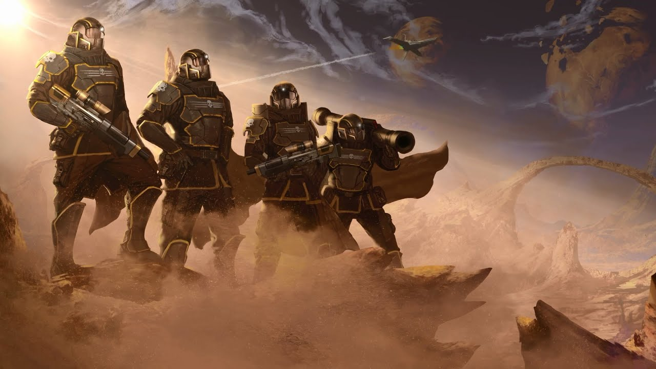 HELLDIVERS(ヘルダイバー)_gallery_1