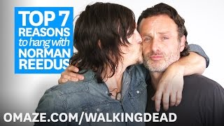 Seven Reasons To Attend Comic-Con With Norman Reedus