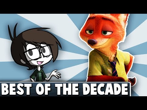 Top 20 BEST Animated Movies of the 2010s! | PaleoSteno's Best of the Decade