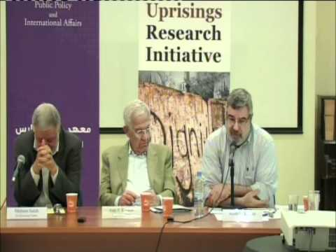 Arab Uprisings Symposium - Palestine and the Uprisings: Reconciliation, Reform and Representation
