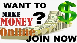 Make money online without any invest i home based business
