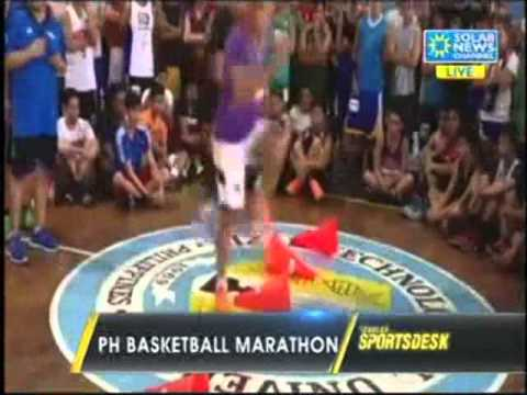 Solar News Features Basketball Marathon
