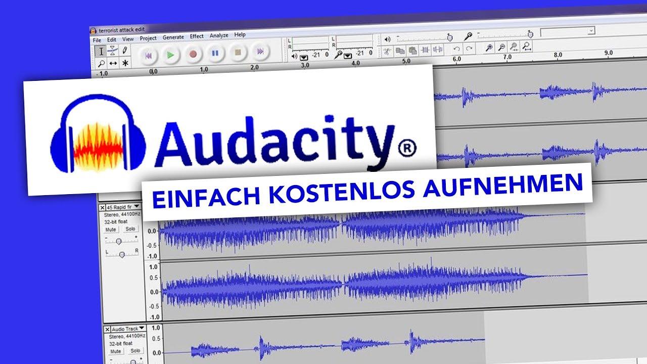 Pc Sound Aufnehmen Audacity
