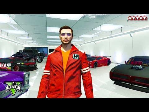 GTA 5 PIMP MY GARAGE!!! - GTA 5 CUSTOMIZING Garage & Cars - Best GTA Garage Setup