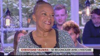 Christiane Taubira : se réconcilier avec l'histoire - Clique Dimanche du 24/09 - CANAL+