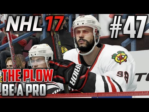 NHL 17 Be a Pro   The Plow (Defenseman)   EP47   CAPTION THIS