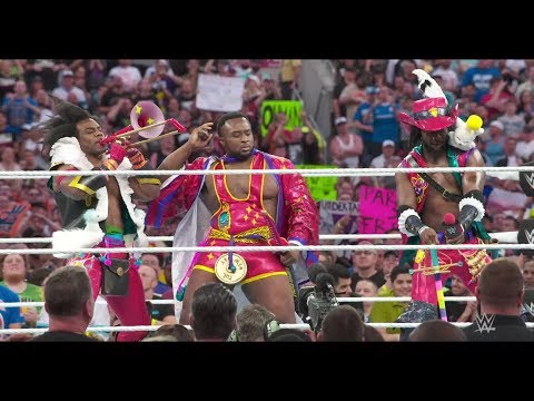 "The New Day's Fantastic Ride presented by ""Final Fantasy XIV"" on WWE Network (Full episode)"