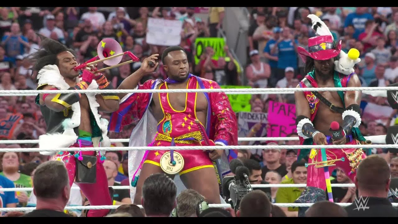 """Download The New Day's Fantastic Ride presented by """"Final Fantasy XIV"""" on WWE Network (Full episode)"""