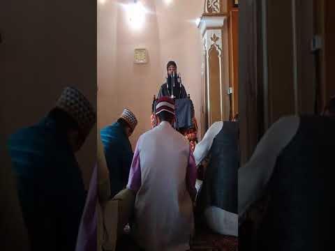 Molana Mubarak hussain rubani