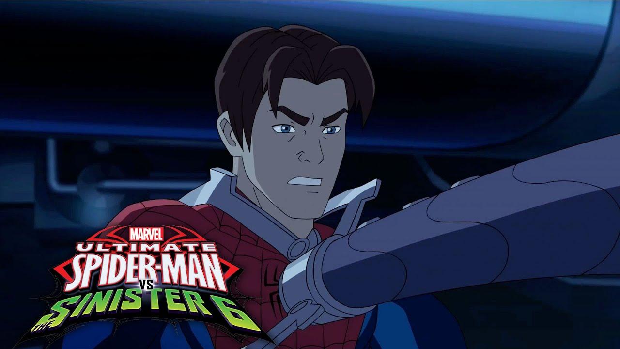 marvel's ultimate spider-man vs. the sinister 6 season 4, ep. 11