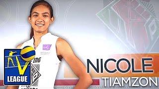 NICOLE TIAMZON | UP | Player's Profile | Shakey's V-League Collegiate Conference