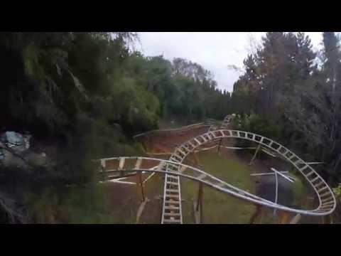 "POV BYRC-3D-02 ""Smaug the Terrible"" Backyard Roller Coaster"