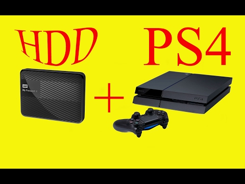 MASSIVE PS4 SYSTEM UPDATE ALLOWS HUGE HDD UPGRADE & 3D MOVIES