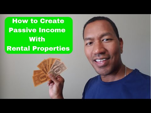 How a Property Manager Helps You Create Passive Income