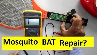 Electric Insect Killer Bat Complete Repairing Solution (Full Tutorial)