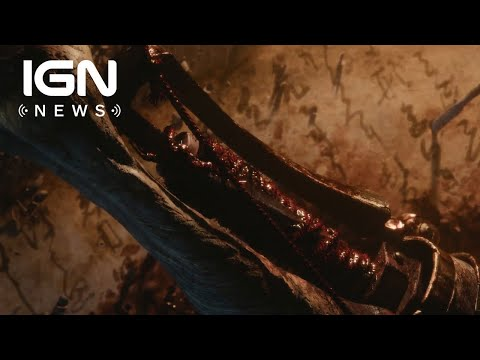 From Software Teases New Game - IGN News