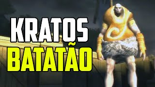 GOD OF WAR: CHAINS OF OLYMPUS - TODAS AS ROUPAS!