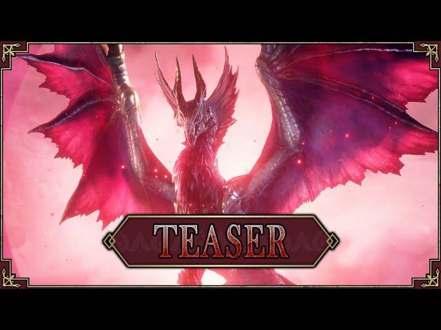 Monster Hunter Rise Sunbreak  - Teaser #1
