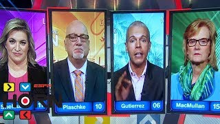 Houston Rockets' small lineup vs. Golden State Warriors' 'Death Lineup' | Around the Horn | ESPN