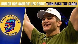 Junior Dos Santos' UFC debut | Turn Back the Clock | Ariel Helwani's MMA Show