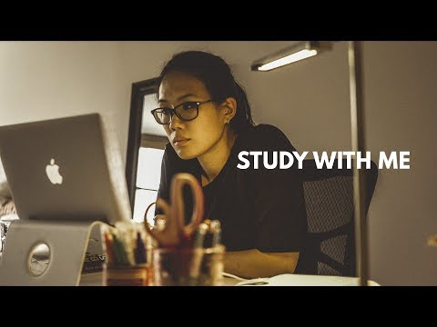 STUDY WITH ME with  25 HOURS POMODORO SESSION