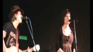Tristan Mackay & Hannah Trigwell -  When the waters run too deep(Original) Live