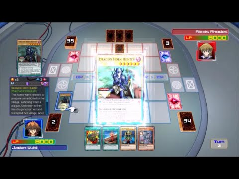 Let's play Yu Gi Oh! Legacy of the Duelist nyo! |