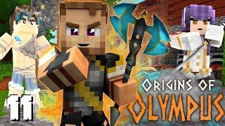 Origins of Olympus: DESTROY IT ALL? (Percy Jackson Minecraft Roleplay SMP)