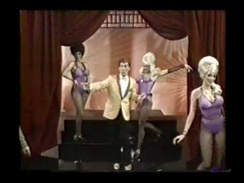 Dancers on John Paragon of Comedy