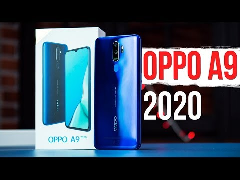 OPPO A9 2020 Обзор - ВОТ ЭТО ПОВОРОТ...