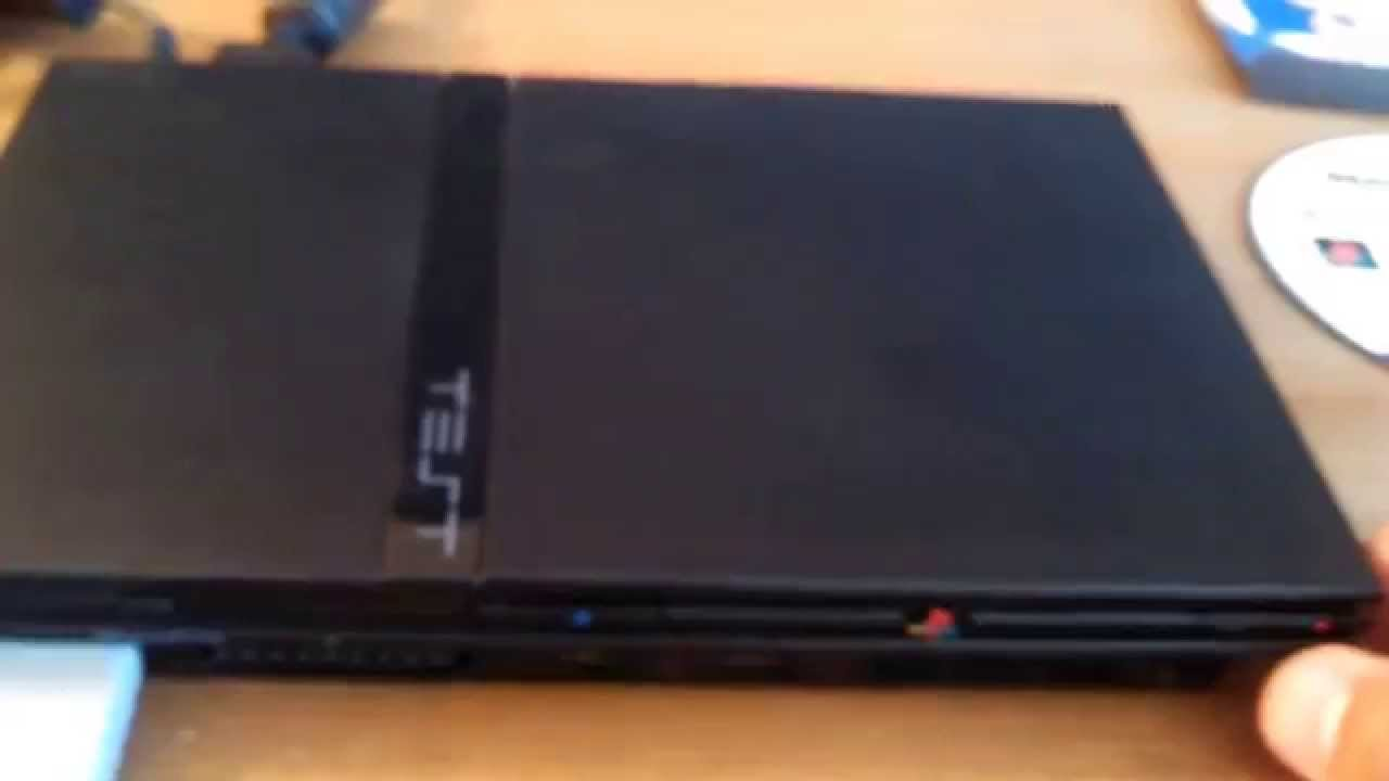 sony playstation 2 slim. sony playstation 2 ps2 slim console test debugging station - dtl-h75000a youtube m