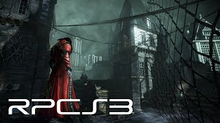 RPCS3 - Castlevania: Lords of Shadow 2