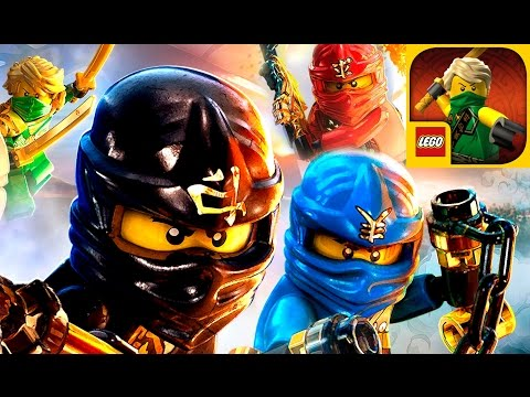 Игра Лего Ниндзяго Прохождение на русском языке. Lego Ninjago Tournament. KokaPlay