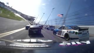 Jimmie Johnson's full Daytona 500 in-car camera | NASCAR Cup Series