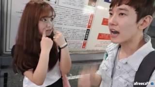 [bj민성]한국남자가 일본에서 라멘집을 물어보면 생기는일