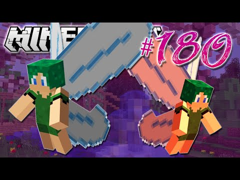 Minecraft | FAIRY CATCHING | Diamond Dimensions Modded Survival #180