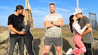 Couples vs Military Obstacle Course Corey Hannah