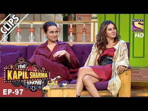 Bumper Meets Sonakshi Sinha & Pretty Shibani - The Kapil Sharma Show - 15th Apr, 2017 thumbnail