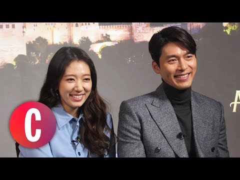 Park Shin Hye And Hyun Bin Talk About 'Memories of the Alhambra' Mp3