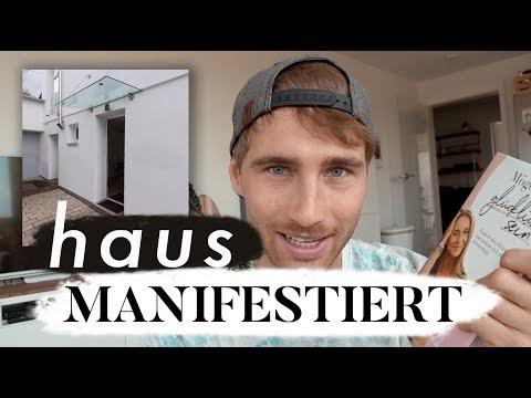 SO HABEN WIR UNSER HAUS MANIFESTIERT | MANDA Vlog
