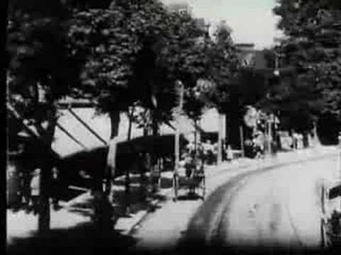 BFI Panorama of Ealing from a moving tram (1901)